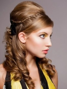 New-Year-Stylish-Hair-Style-2014-For-Teen-Girls